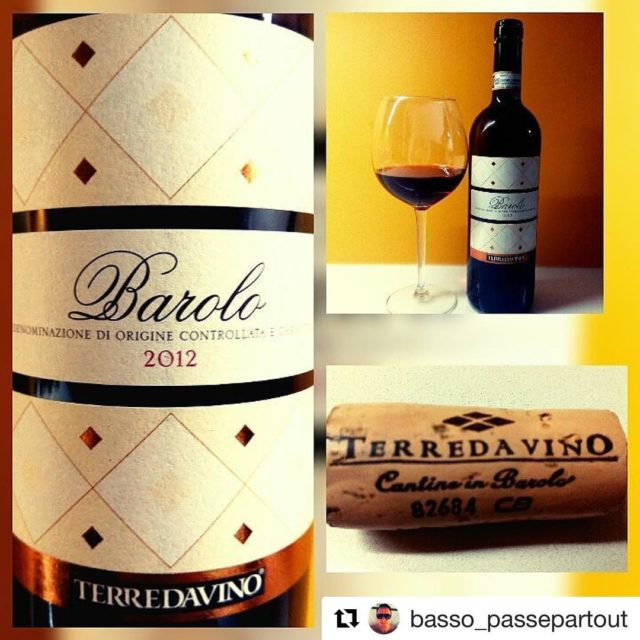 Great shot great wine Barolo TerredaVino
